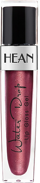 Lipgloss - Hean Water Drop Lip Gloss Gel — Bild N1