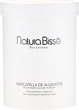 Düfte, Parfümerie und Kosmetik Straffende und feuchtigkeitsspendende Gesichtsmaske mit Algenpulver - Natura Bisse Micronized Algae Powder