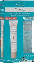 Düfte, Parfümerie und Kosmetik Gesichtspflegeset - Avene (Gesichtsemulsion 40ml + Mizellen-Reinigungswasser 100ml)