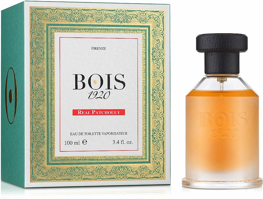 Bois 1920 Real Patchouly - Eau de Toilette — Bild N2