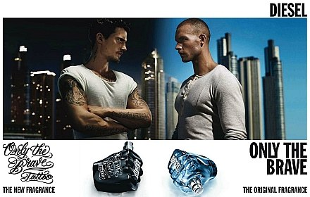 Diesel Only The Brave Tattoo - Eau de Toilette — Bild N3