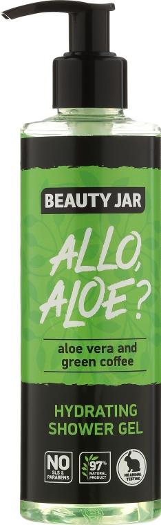 """Feuchtigkeitsspendendes Duschgel """"Allo, Aloe?"""" - Beauty Jar Hidrating Shower Gel — Bild N3"""