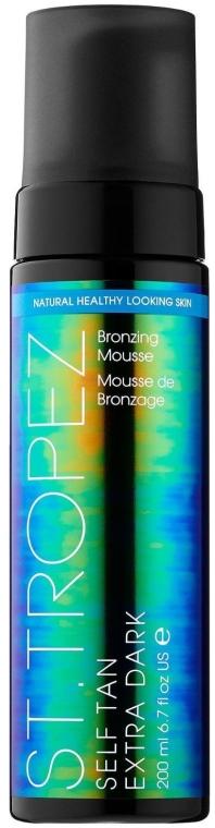 Selbstbräunungsmousse für den Körper Extra dunkel - St. Tropez Self Tan Extra Dark Bronzing Mousse — Bild N1