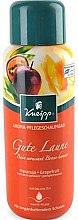 Düfte, Parfümerie und Kosmetik Pflegendes Schaumbad mit natürlichen Ölen aus Maracuja und Grapefruit - Kneipp Foam Bath Maracuja And Grapefruit
