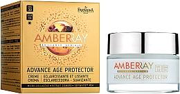 Düfte, Parfümerie und Kosmetik Aufhellende und glättende Tagescreme mit Bernstein SPF 30 - Farmona Amberray Cream SPF30