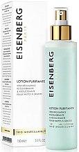 Düfte, Parfümerie und Kosmetik Reinigende Gesichtslotion - Jose Eisenberg Purifying Lotion