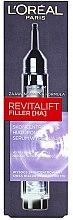 Düfte, Parfümerie und Kosmetik Aufpolsterndes Anti-Aging Gesichtsserum mit Hyaluronsäure - L'OREAL Paris Revitalift Filler