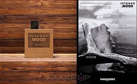 DSQUARED2 Intense He Wood - Eau de Toilette — Bild N2