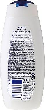 Duschgel - Nivea Shower Gel Creme Soft — Bild N2