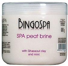 Düfte, Parfümerie und Kosmetik BingoSpa Körperton - BingoSpa Brine Mud SPA With Clay