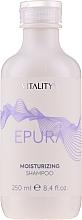 Düfte, Parfümerie und Kosmetik Feuchtigkeitsspendendes Shampoo - Vitality's Epura Moisturizing Shampoo