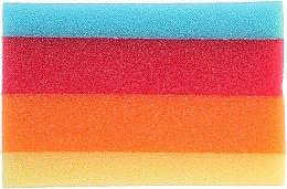 Düfte, Parfümerie und Kosmetik Badeschwamm Regenbogen 11 - Cari
