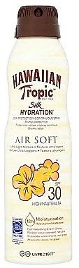 Sonnenschutzspray SPF 30 - Hawaiian Tropic Silk Hydration Air Soft Sunscreen Mist SPF 30 — Bild N1