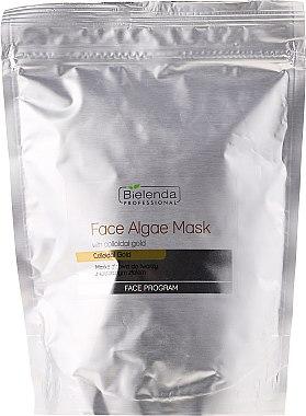 Alginat-Gesichtsmaske mit kolloidalem Gold - Bielenda Professional Face Algae Mask (Nachfüller) — Bild N1