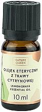 Düfte, Parfümerie und Kosmetik Ätherisches Öl mit Zitronengras - Nature Queen Essential Oil Lemongrass