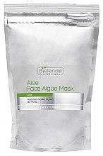Düfte, Parfümerie und Kosmetik Gesichtsmaske mit Aloe Vera - Bielenda Professional Face Algae Mask with Aloe (Nachfüller)