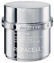 Düfte, Parfümerie und Kosmetik Luxuriöse Anti-Aging Tagescreme für normale Haut - Klapp Repacell 24H Antiage Luxurious Cream Normal