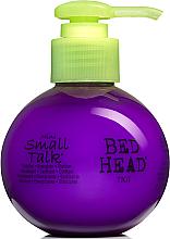Düfte, Parfümerie und Kosmetik Pflegende Haarcreme für Volumen und Haarfülle - Tigi Bed Head Mini Small Talk 3-in-1 Thickifier