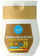 Düfte, Parfümerie und Kosmetik Sonnenschutzlotion SPF 20 - Golden Sun