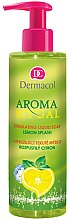 Düfte, Parfümerie und Kosmetik Flüssigseife Lemon Splash - Dermacol Aroma Ritual Liquid Soap Lemon Splash