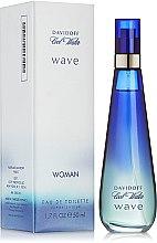 Düfte, Parfümerie und Kosmetik Davidoff Cool Water Wave Woman - Eau de Toilette