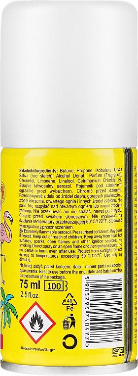 Trockenshampoo Tropical - Time Out Dry Shampoo Tropical — Bild N2