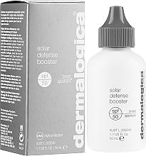 Düfte, Parfümerie und Kosmetik Sonnenschutz Gesichtsbooster SPF 50 - Dermalogica Solar Defense Booster SPF 50
