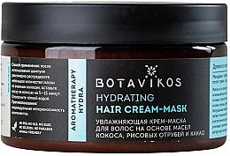 Düfte, Parfümerie und Kosmetik Feuchtigkeitsspendende Creme-Maske für das Haar - Botavikos Hydrating Hair Cream-Mask