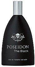 Düfte, Parfümerie und Kosmetik Instituto Espanol Poseidon The Black For Men - Eau de Toilette