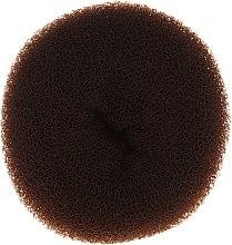 Düfte, Parfümerie und Kosmetik Professioneller Haar-Donut 15x6,5 cm braun - Ronney Professional Hair Bun 053