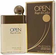 Düfte, Parfümerie und Kosmetik Roger & Gallet Open - Eau de Toilette