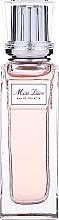 Düfte, Parfümerie und Kosmetik Dior Miss Dior Eau De Toilette Pearl Roller - Eau de Toilette