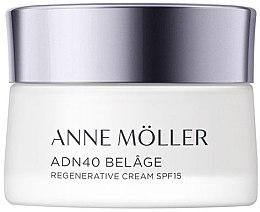 Düfte, Parfümerie und Kosmetik Regenerierende Anti-Aging Gesichtscreme SPF 15 - Anne Moller ADN40 Belage Regenerative Cream SPF15