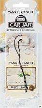 Düfte, Parfümerie und Kosmetik Auto-Lufterfrischer Fluffy Towels - Yankee Candle Fluffy Towels Car Jar Ultimate