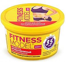 Düfte, Parfümerie und Kosmetik Anti-Cellulite Körperpeeling - Fito Kosmetik Fitness Model Body Scrub