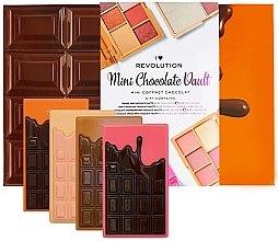 Düfte, Parfümerie und Kosmetik Make-up Set - I Heart Revolution Xmas 2019 Mini Chocolate Vault