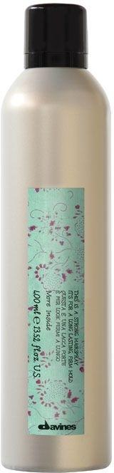 Haarlack Extra starker Halt - Davines More Inside Strong Hold Hairspray — Bild N1