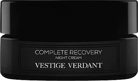Regenerierende und beruhigende Nachtcreme - Vestige Verdant Complete Recovery Night Cream — Bild N2