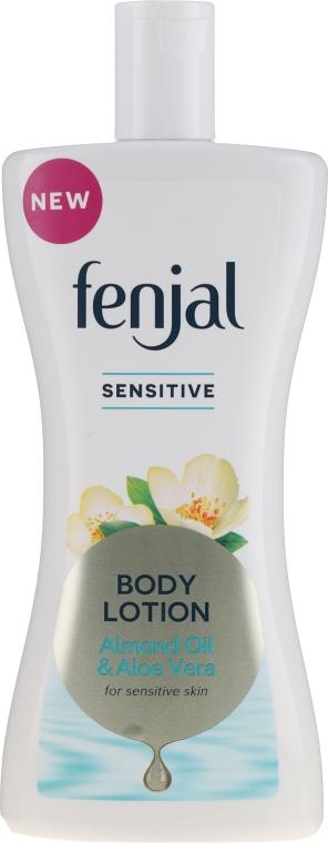 Körperlotion - Fenjal Sensitive Body Lotion — Bild N1