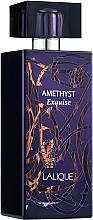 Düfte, Parfümerie und Kosmetik Lalique Amethyst Exquise - Eau de Parfum