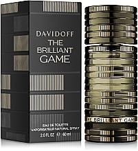 Düfte, Parfümerie und Kosmetik Davidoff The Brilliant Game - Eau de Toilette