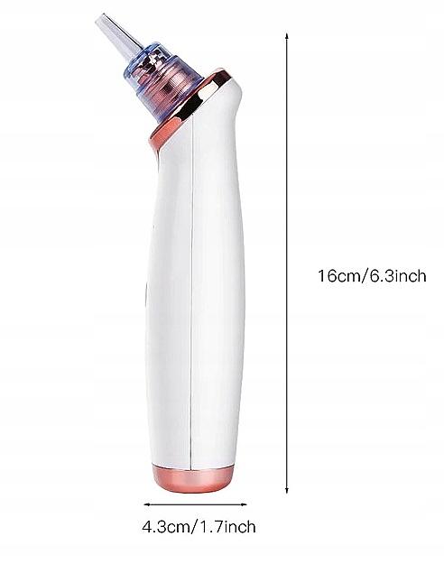 Multifunktionales Vakuum-Gesichtsreinigungsgerät zur tiefen Porenreinigung - Lewer Multifunctional Cleaning Instrument — Bild N3