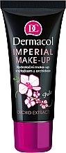 Düfte, Parfümerie und Kosmetik Feuchtigkeitsspendende Foundation - Dermacol Imperial Make-Up