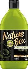 Düfte, Parfümerie und Kosmetik Haarspülung mit Avocadoöl - Nature Box Avocado Oil Conditioner