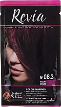 Düfte, Parfümerie und Kosmetik Ammoniakfreies Farbshampoo - Revia Color Shampoo