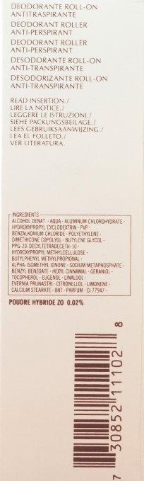 Deo Roll-on Antitranspirant - Shiseido Anti-Perspirant Deodorant Roll-On  — Bild N5