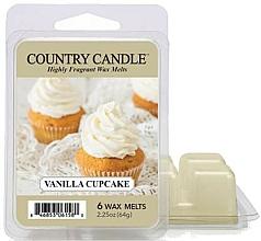 Düfte, Parfümerie und Kosmetik Tart-Duftwax Vanilla Cupcake - Country Candle Vanilla Cupcake Wax Melts