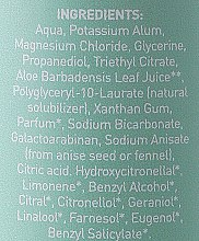 Deo Roll-on - Salt of the Earth Melon & Cucumber Natural Roll-On Deodorant — Bild N2