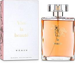 Düfte, Parfümerie und Kosmetik Vittorio Bellucci Vive la Beaute - Eau de Parfum