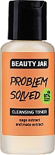 Reinigungstonikum mit Salbei- und Mate-Extrakt - Beauty Jar Problem Solved Cleansing Toner — Bild N1